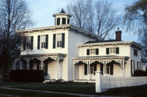 An example of Italianate architecture