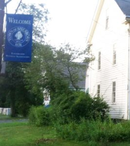 Historic Sherborn, Massachusetts.